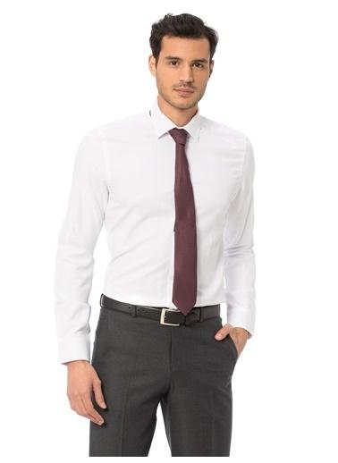 LC Waikiki Klasik Slim Fit Gömlek Beyaz